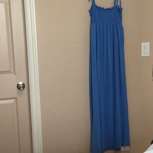 Charming Charlie maxi dress size large